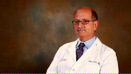 Dr. Acosta Jr. talks about his practice