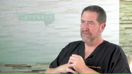 Dr. Osborn talks about his practice