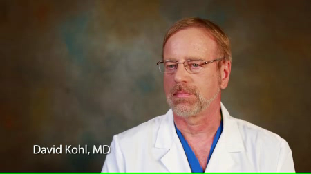 Dr. Kohl talks about his practice
