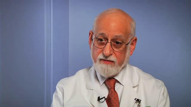 Dr. Bernstein talks about his practice