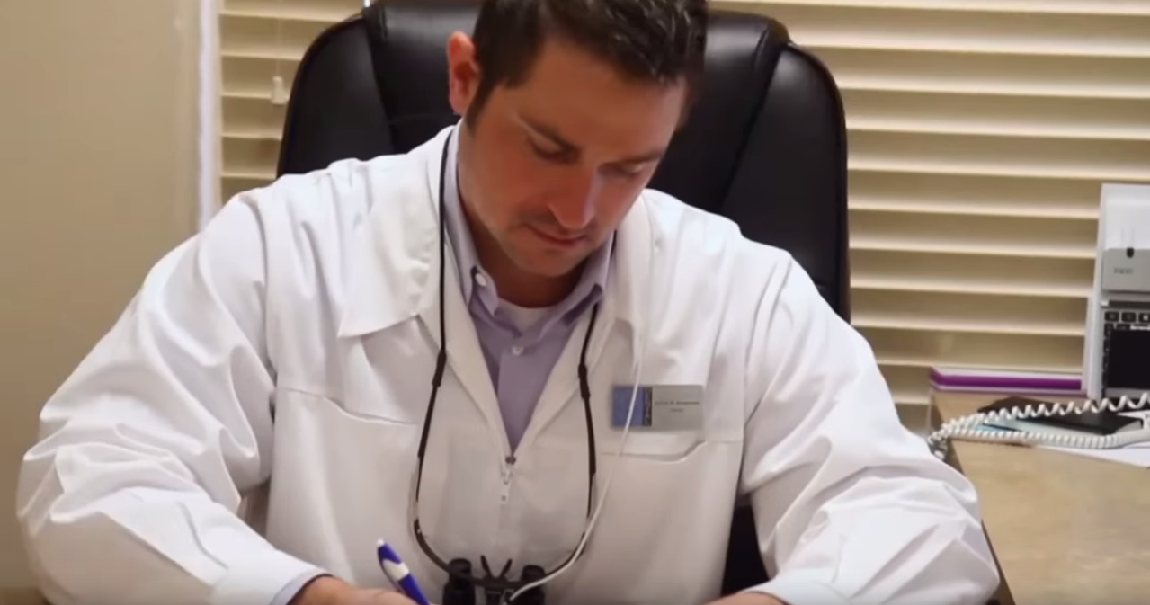 Dr. Emmons talks about his practice
