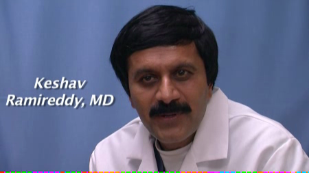 Dr. Ramireddy talks about his practice