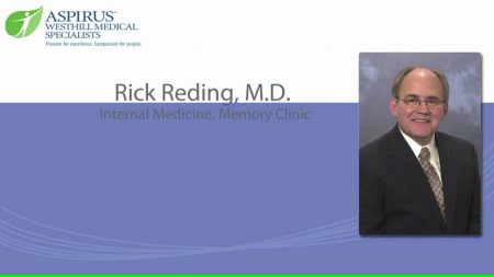 Dr. Reding talks about his practice