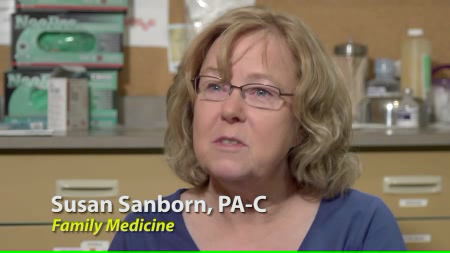 Susan Sanborn talks about her practice