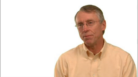 Dr. Carlson talks about his practice