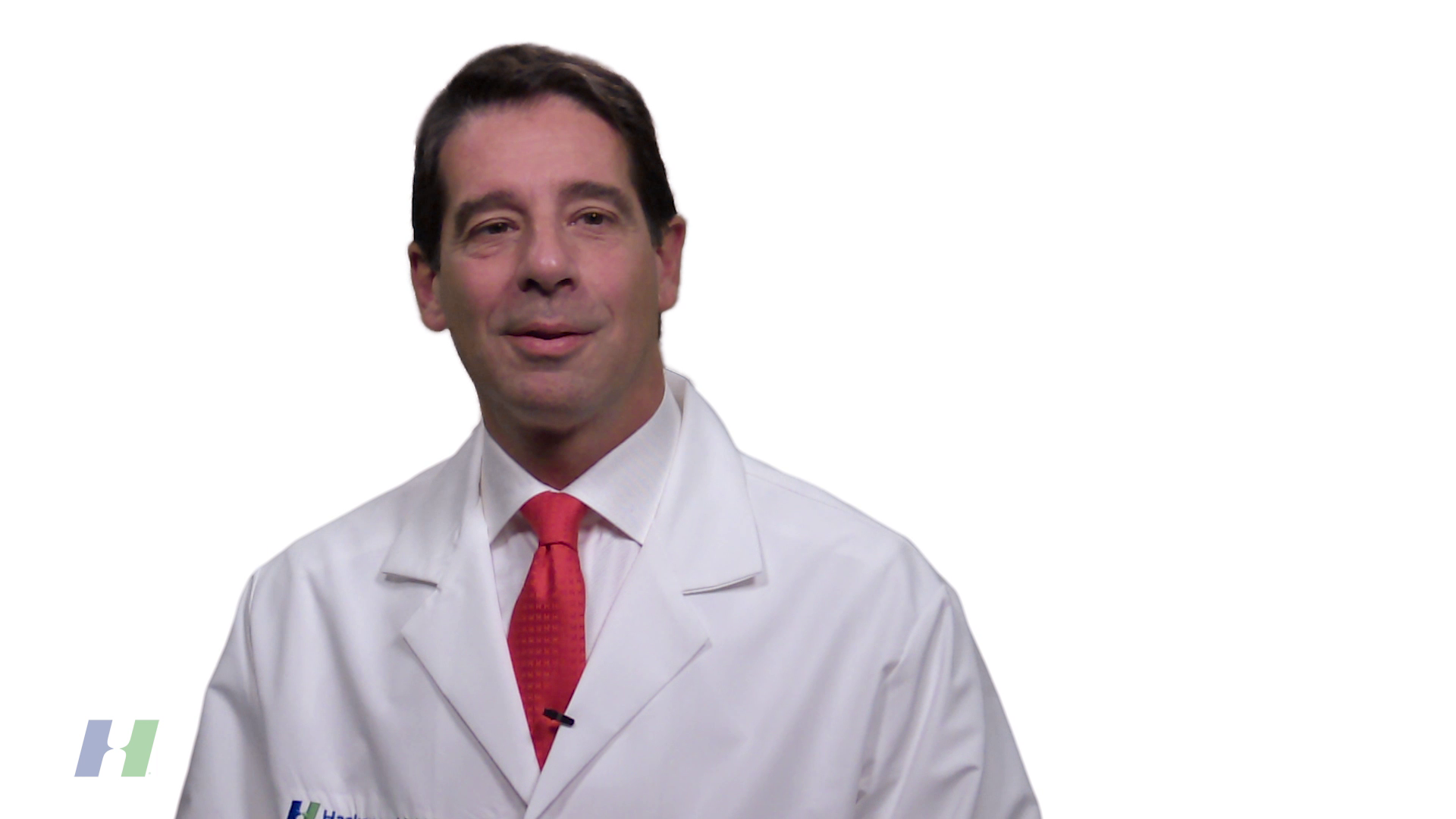 Dr. Napolitano talks about his practice