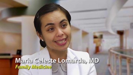 Dr. Lomarda talks about her practice