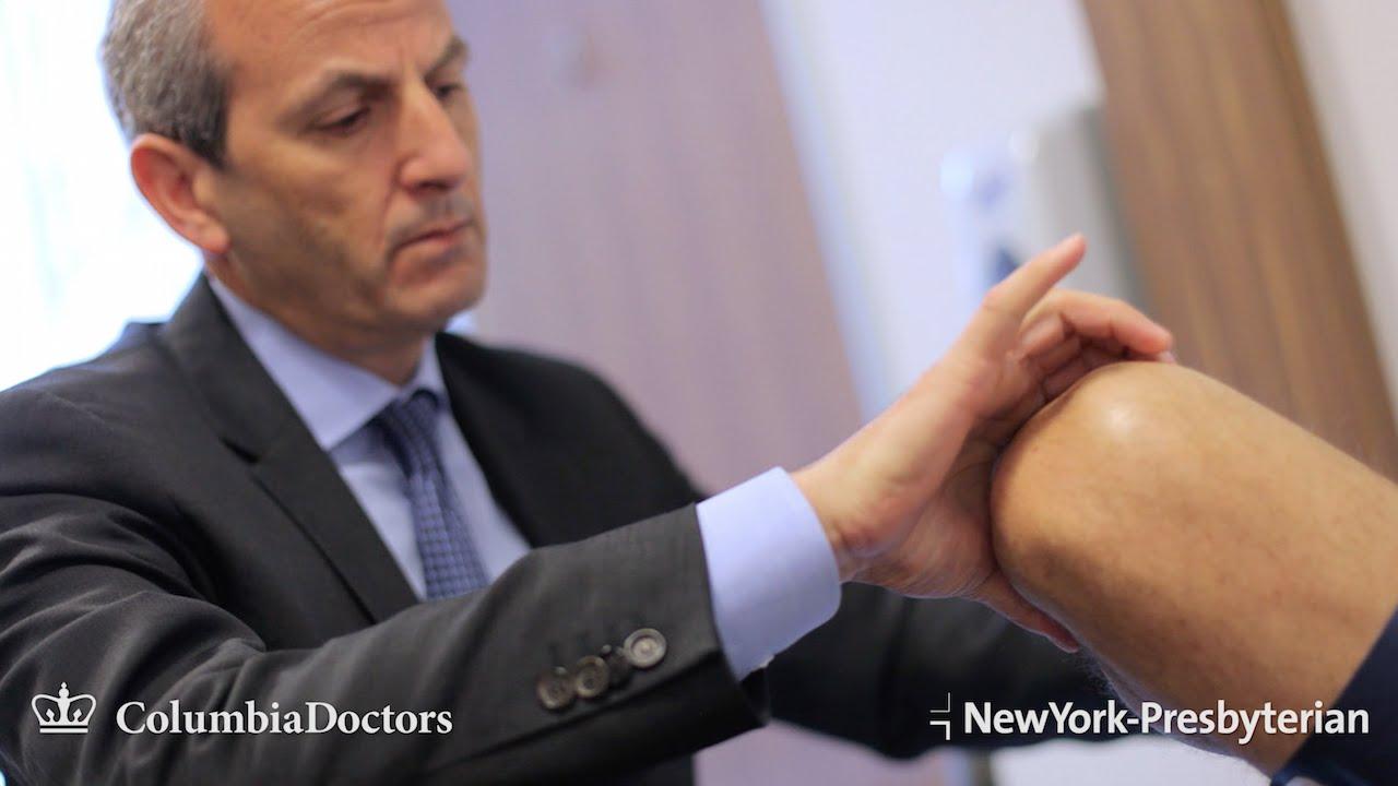 Dr. Levine talks about his practice