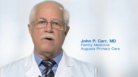 Dr. Carr talks about his practice