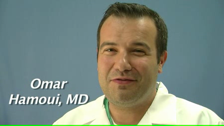 Dr. Hamoui talks about his practice