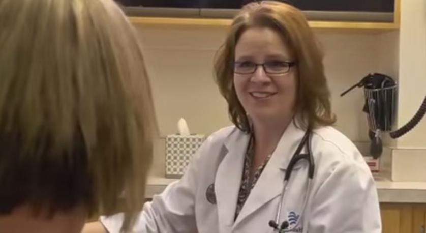 Dr. McCabe Lentz talks about her practice
