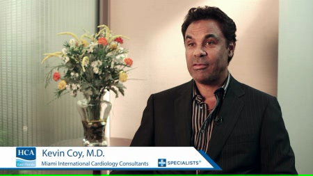 Dr. Coy talks about his practice