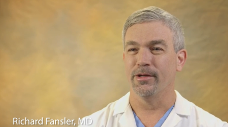 Dr. Fansler talks about his practice