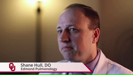 Dr. Hull talks about his practice