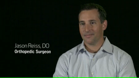Dr. Reiss talks about his practice