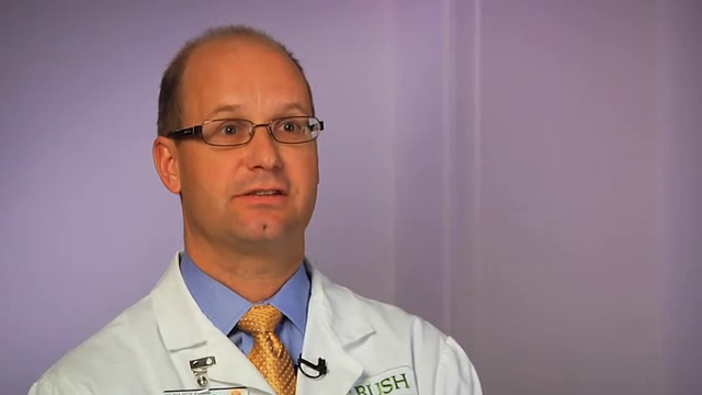Dr. Coogan talks about his practice