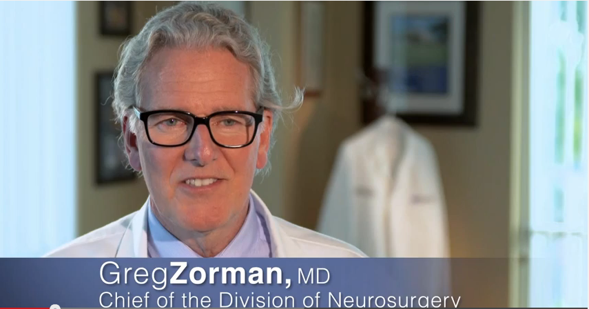 Dr. Zorman talks about his practice