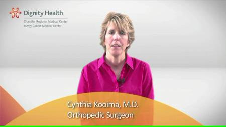 Dr. Kooima talks about her practice