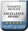 Women's Health Excellence Award - 100x111