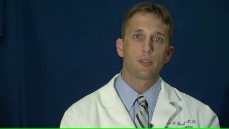 Dr. Hanff talks about his practice