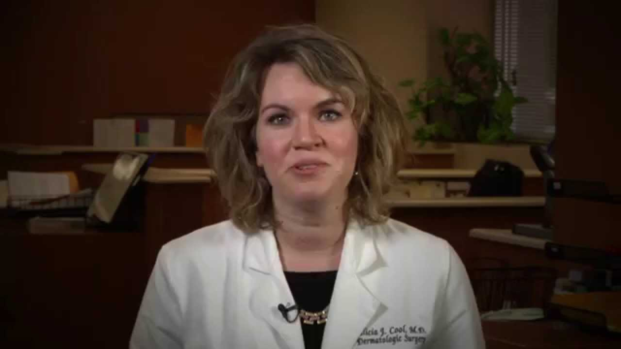 Dr. Cool talks about her practice