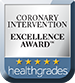 Coronary Intervention Excellence Award
