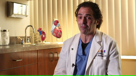 Dr. Mendeloff talks about his practice