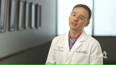 Dr. Popescu talks about his practice