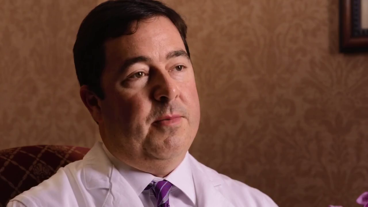 Dr. Goebel talks about his practice