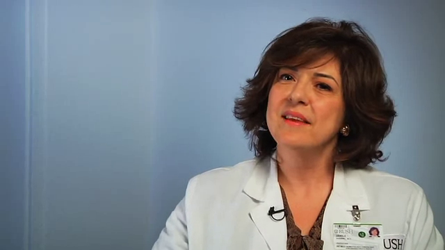 Dr. Shammo talks about her practice