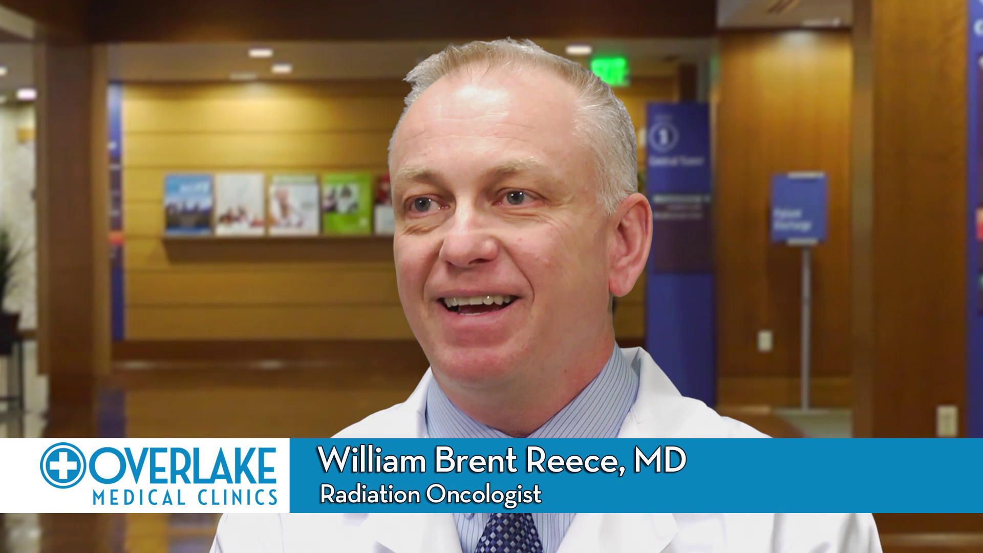 Dr. Reece talks about his practice