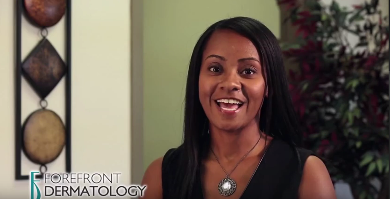 Dr. Spearman talks about her practice