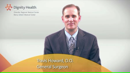 Dr. Howard talks about his practice
