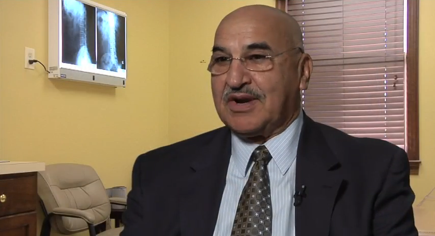Dr. Volcan talks about his practice