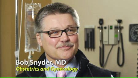 Dr. Snyder talks about his practice