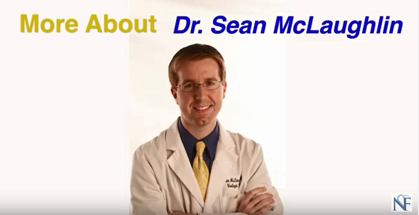 Dr. McLaughlin talks about his practice
