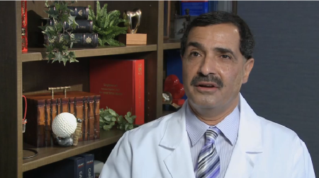 Dr. Hussein talks about his practice