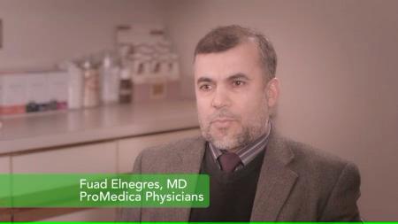 Dr. Elhusain Elnegres talks about his practice