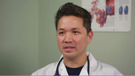 Dr. Serrano talks about his practice