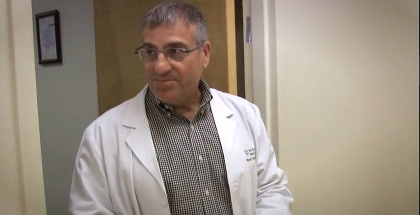 Dr. Kasabian talks about his practice