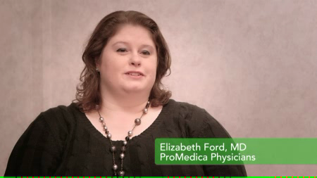Dr. Ford talks about her practice