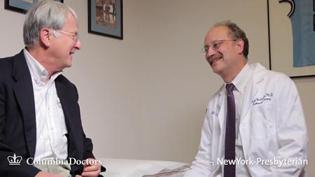 Dr. Weidenbaum talks about his practice