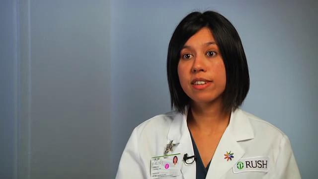 Dr. Eswaran talks about her practice