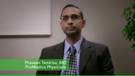 Dr. Tamirisa talks about his practice
