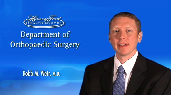 Dr. Weir talks about his practice