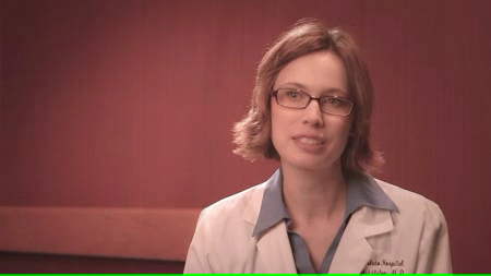 Dr. Middleton talks about her practice