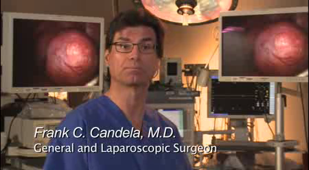 Dr. Candela talks about his practice