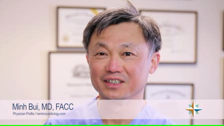 Dr. Bui talks about his practice