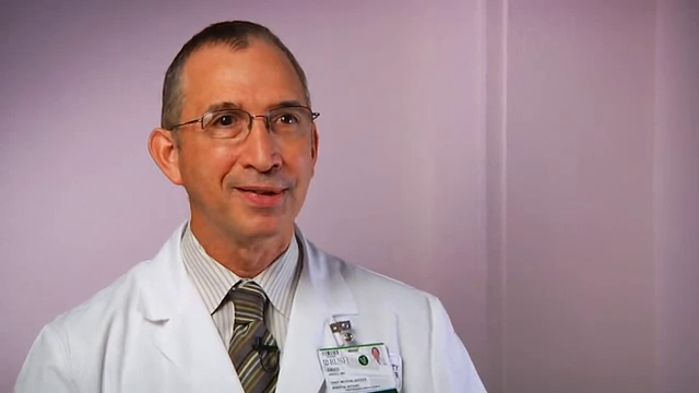 Dr. Ansell talks about his practice