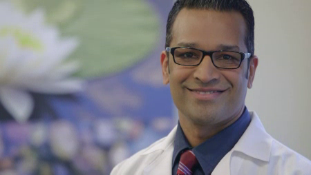 Dr. Singla talks about his practice